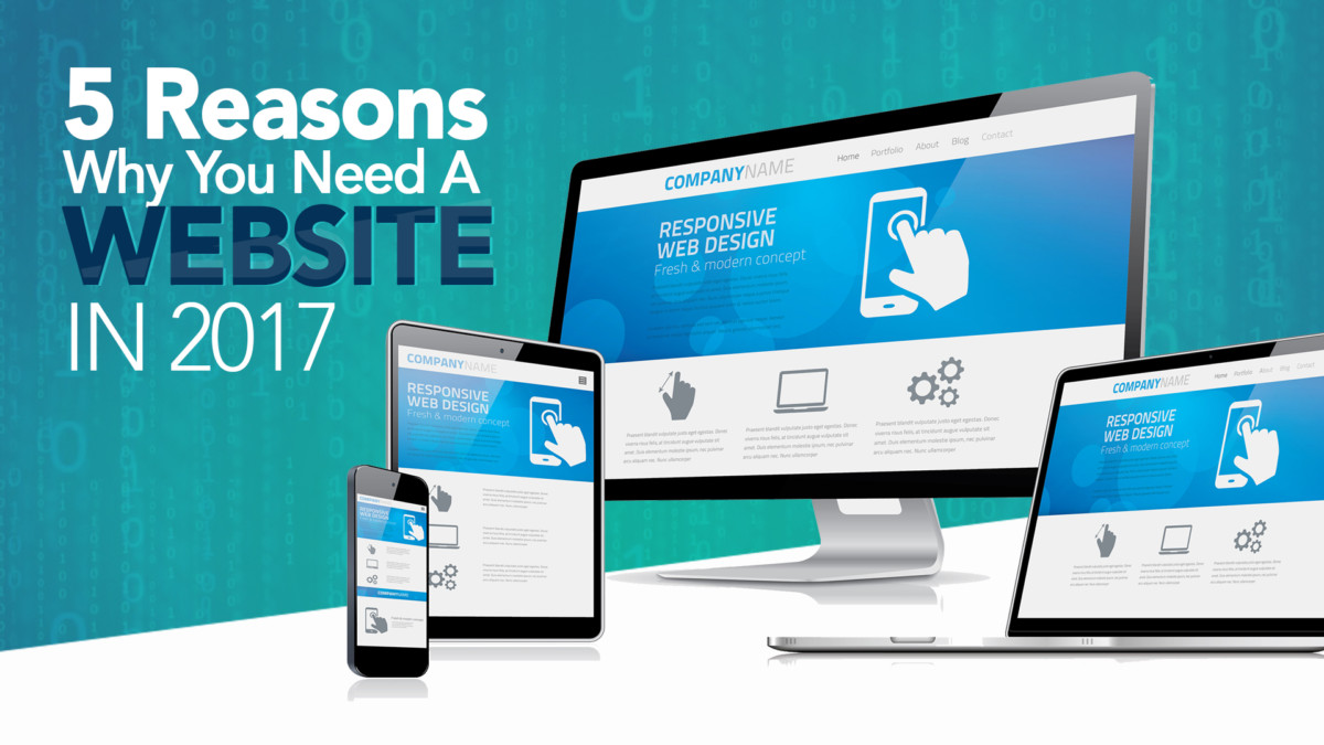 Why do you need a website 40